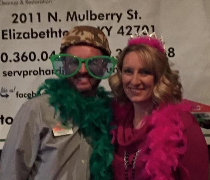 2015 SERVPRO Christmas Party