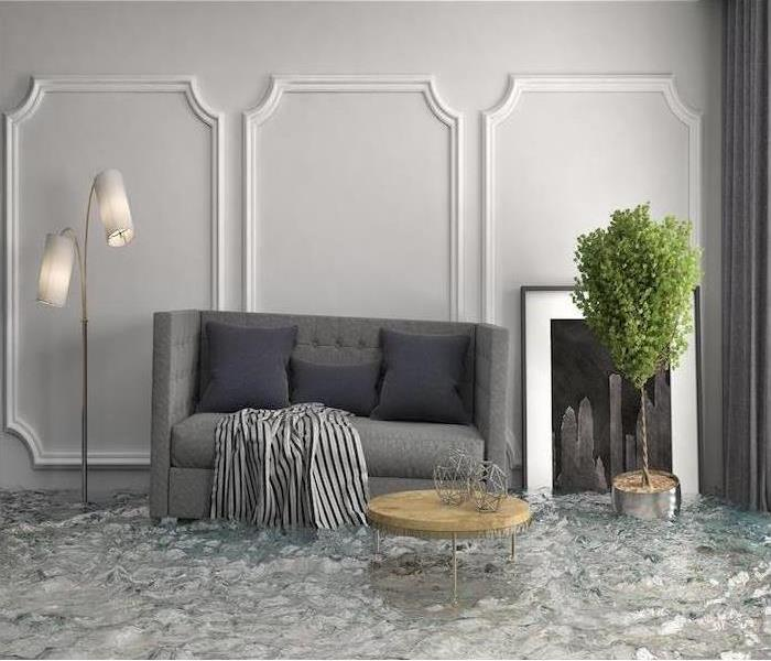 Water Damage Maintaining Home Value After Water Damage